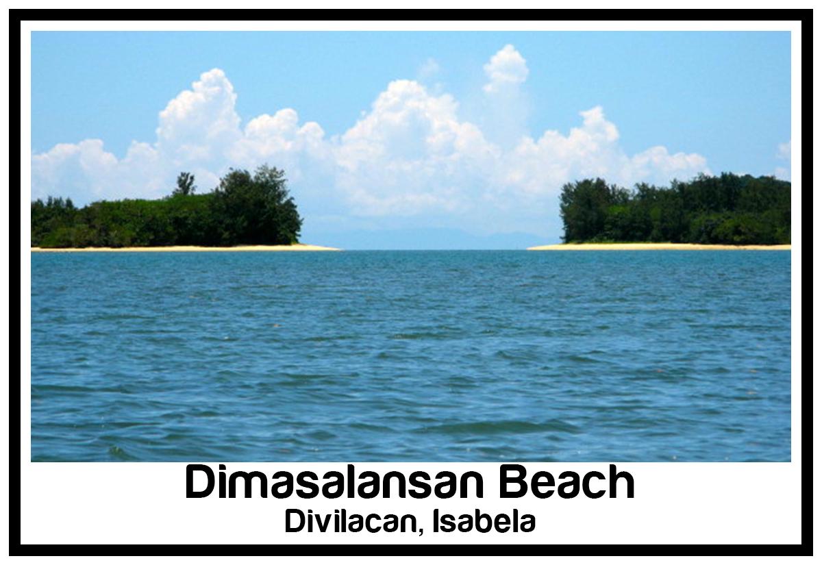 dimasalansan beach