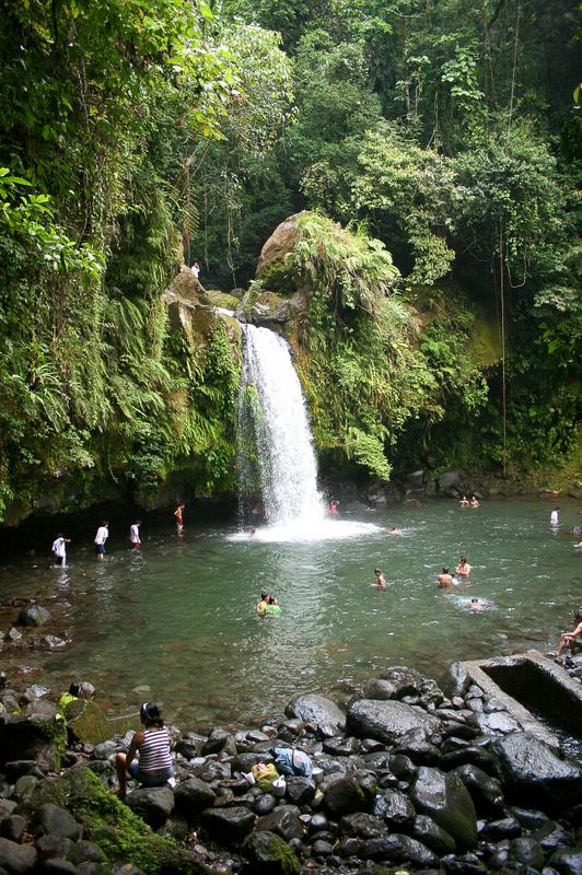 Mt. Mahayhay Falls