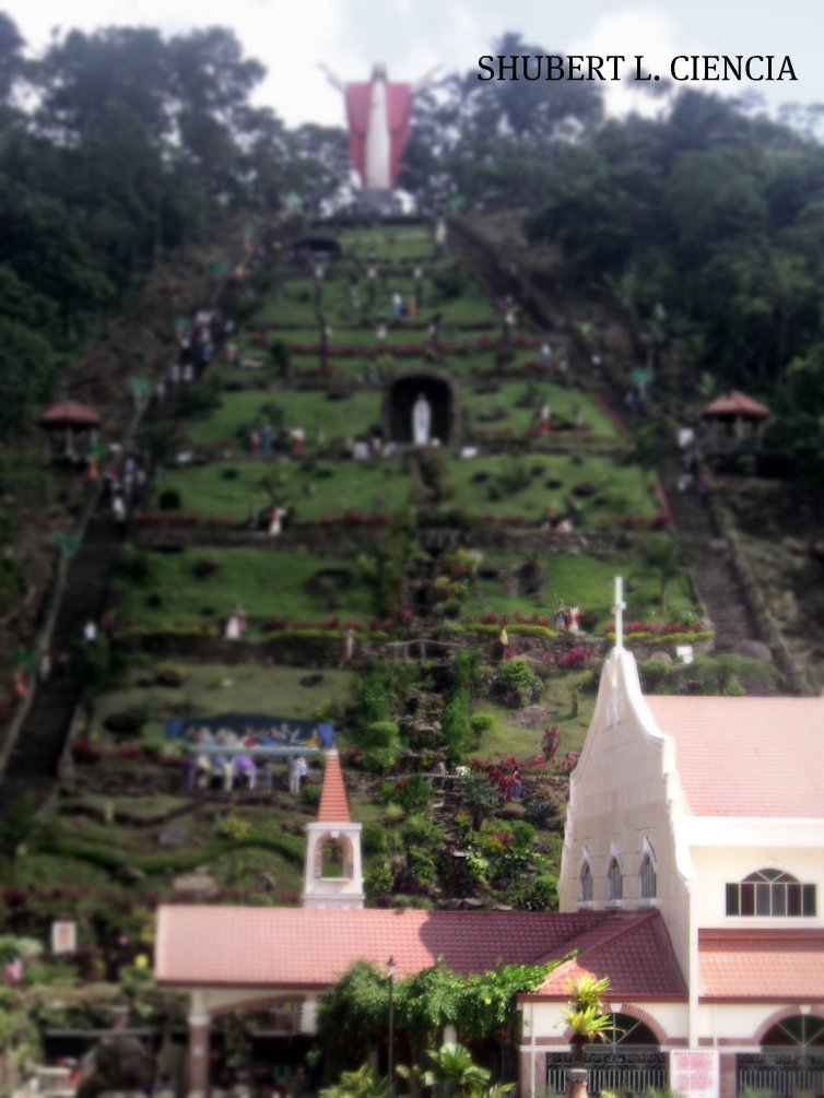 Via Dolorosa Lucban Quezon