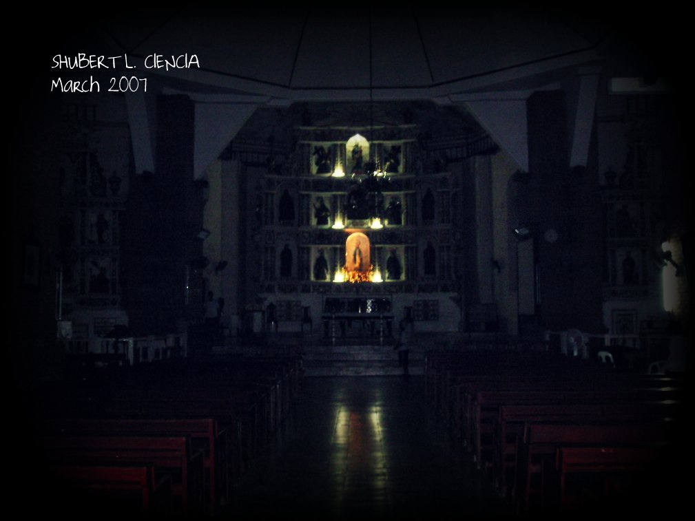 Sta. Cruz Church, Marinduque