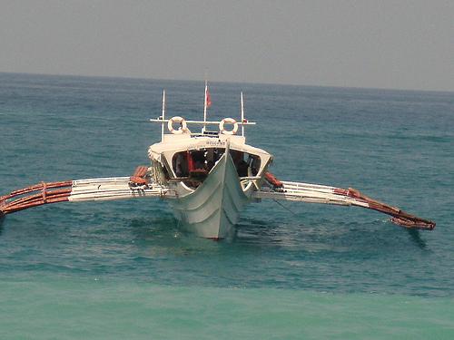 Boat to Verde Islands