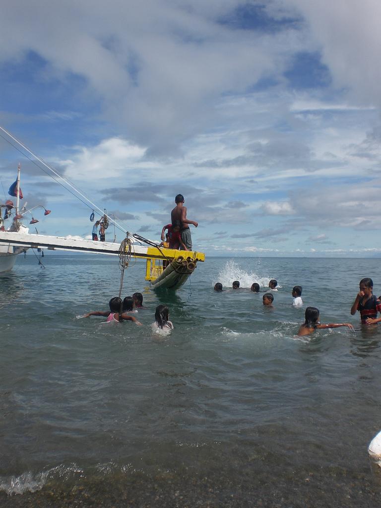 Beach Play at Marinduque