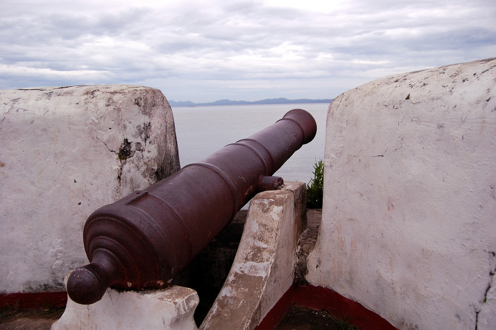 Fort San Diego Cannon