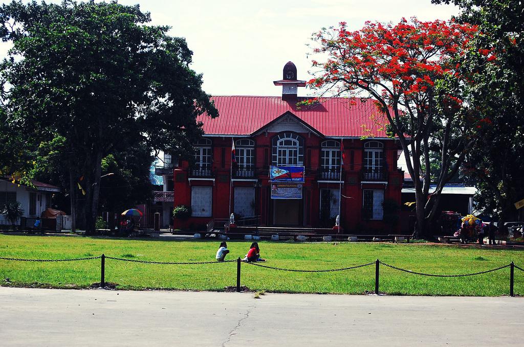 Heritage Town in Pila, Laguna