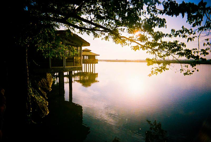 Lake Island Resort, Binangonan