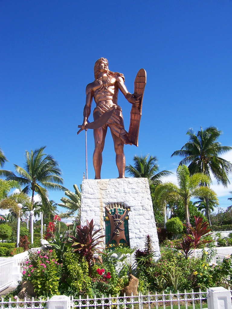 Lapu-Lapu, the 1st Philippine Hero