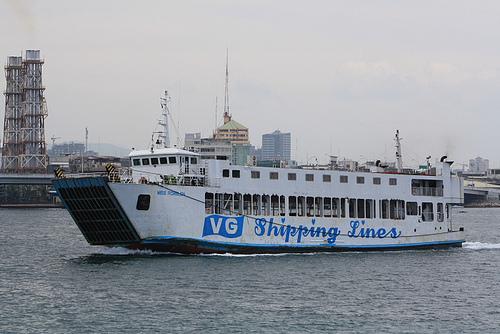 Sea Travel in Romblon