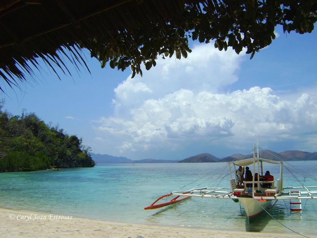 Boat in Palawan