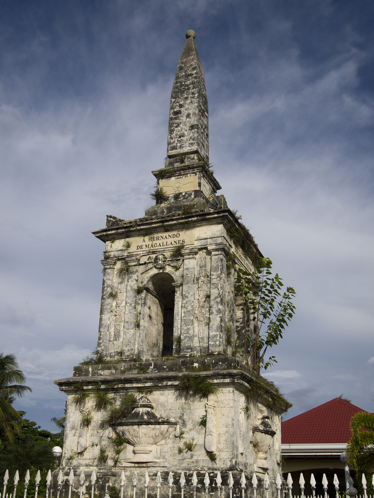 Magellan's Shrine