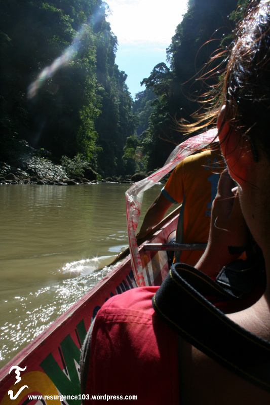 Pagsanjan River Trail