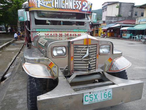 Jeepney Travel in Romblon