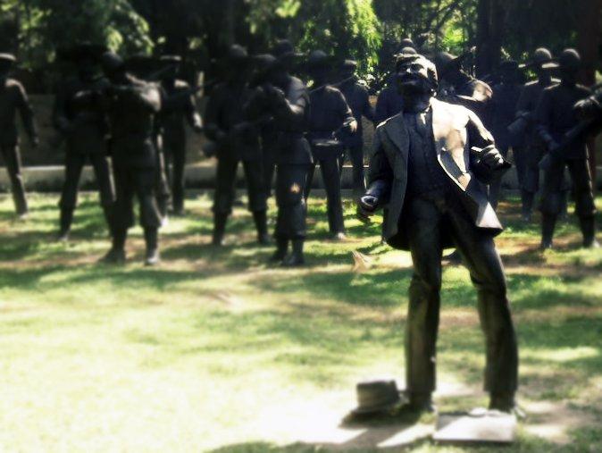 Rizal Execution Monument