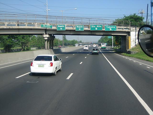 The NLEX North Luzon Expressway