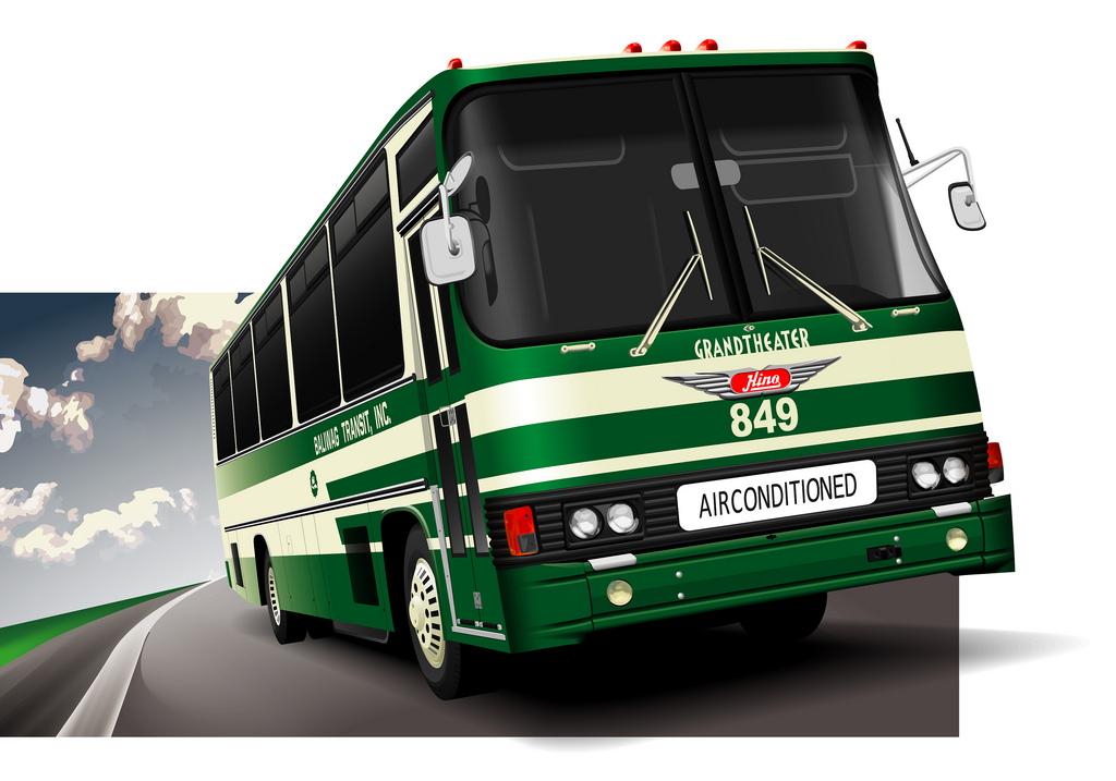Hino Grandtheater - Baliwag Transit