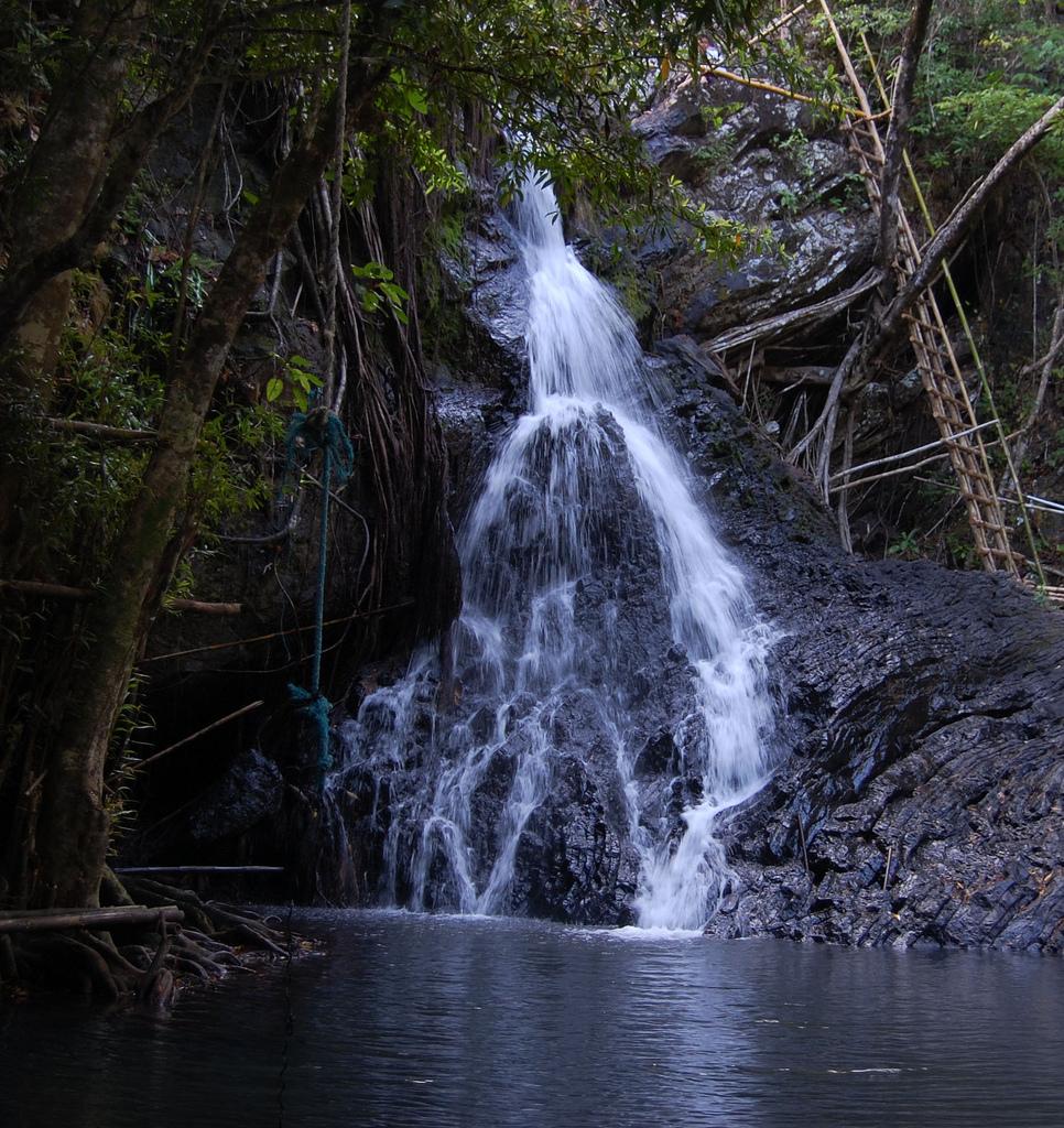 Little Baguio Falls