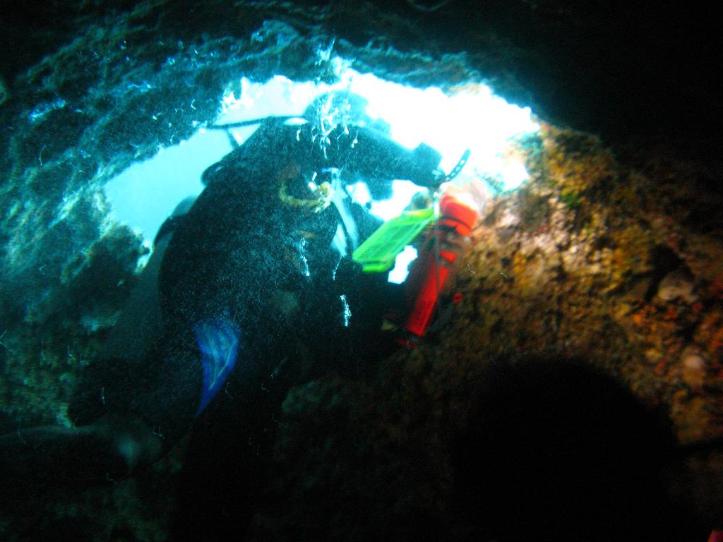 Underwater in Paglubagan Island