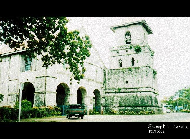 Baclayon Church (Baclayon, Bohol)