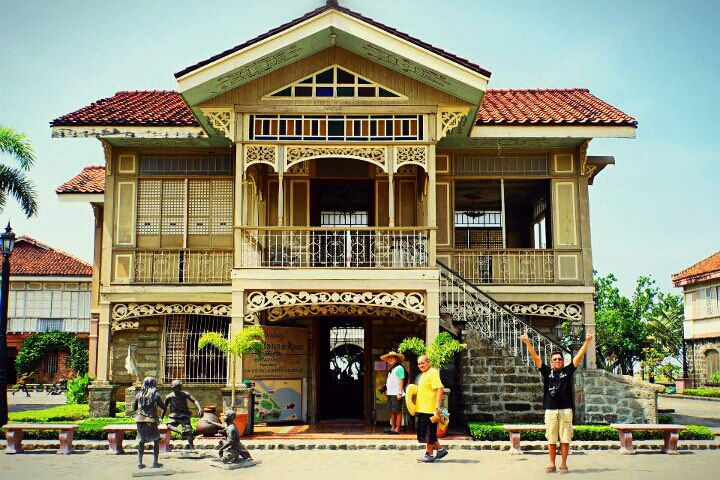 Old House in Bataan