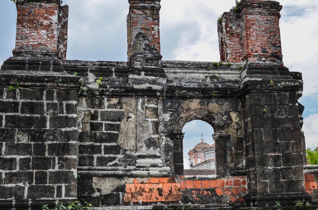Intramuros Ruins