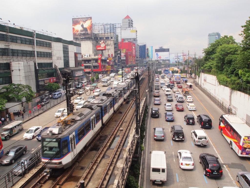 MRT & EDSA
