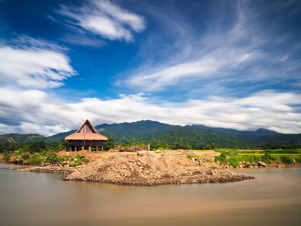 Fascinating View of Bataan