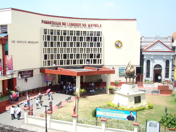 Pamantasan ng Lungsod ng Maynila (University of the City of Manila)