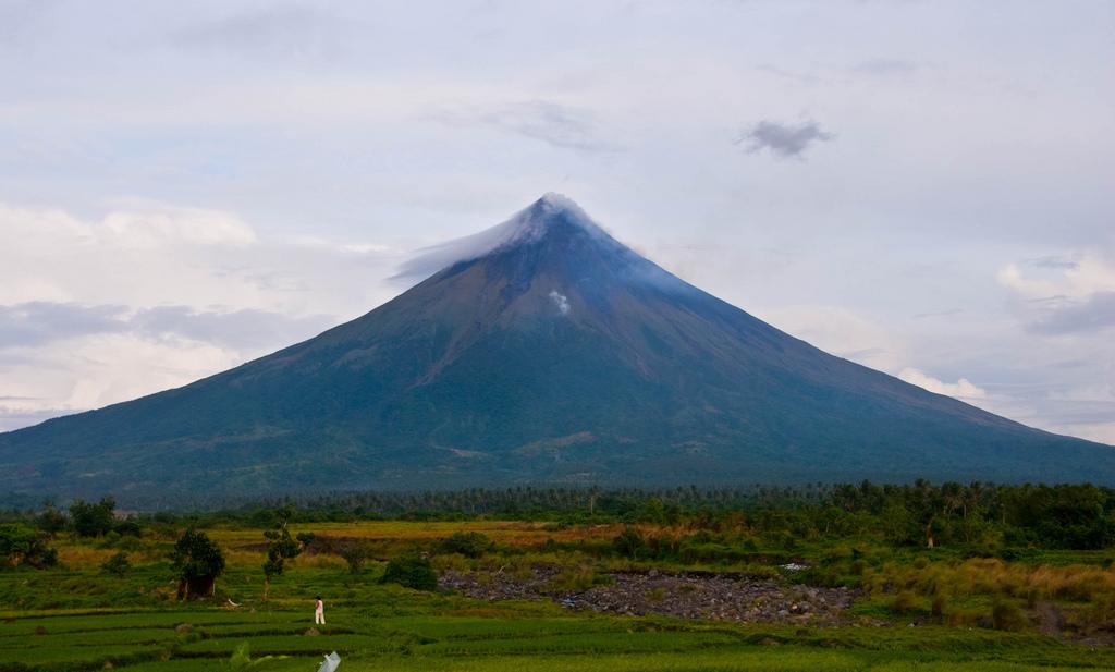 Mayon Vokcano