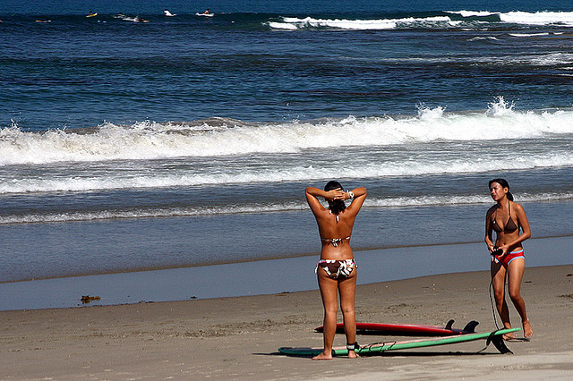 Ready for Surfing