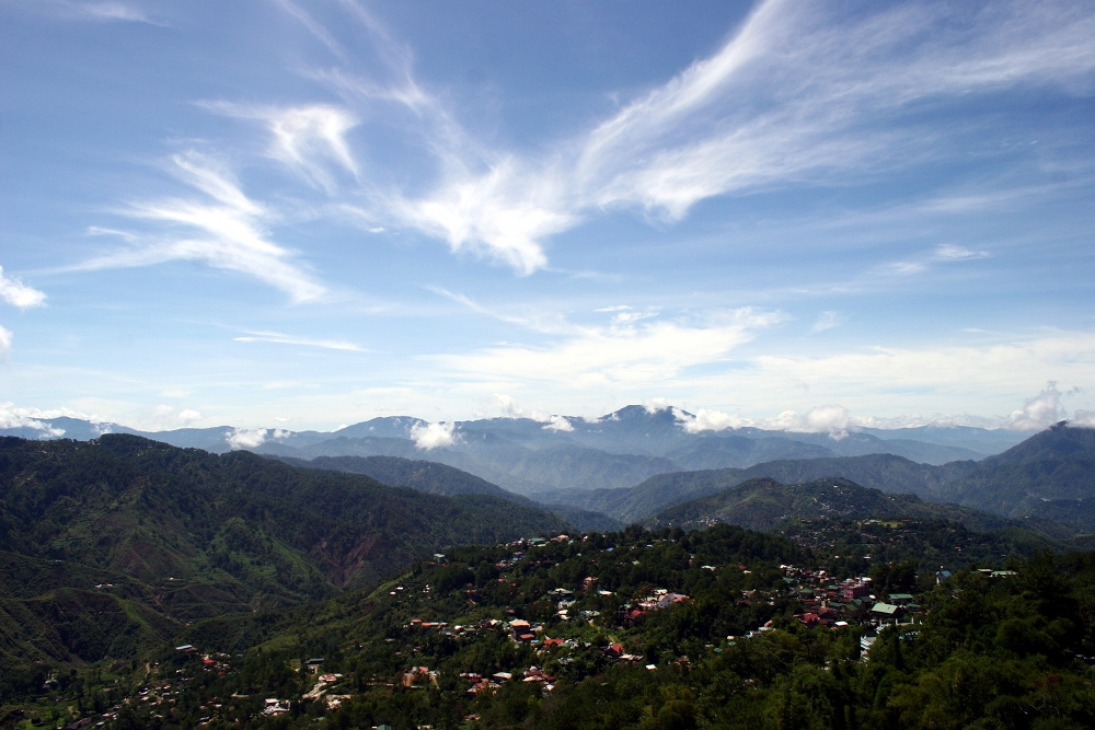Baguio City, Eagle Sky