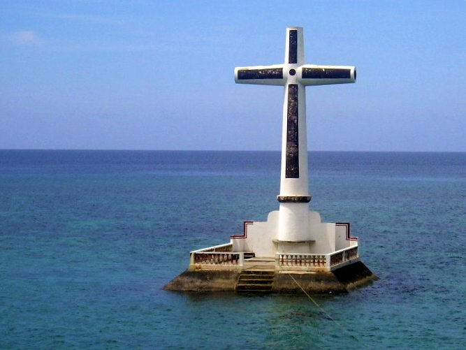 Cross & Sunken Cemetery