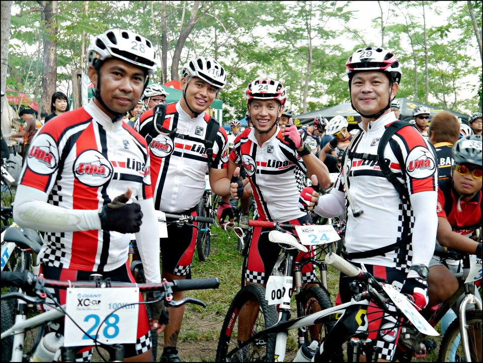 Mountain Bike Competition Giant XC Cup