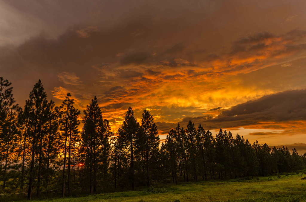 Fire in the Sky, Bukidnon