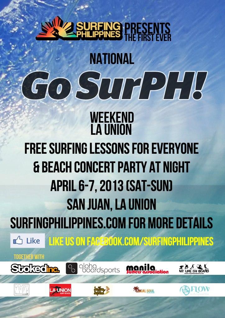 Go SurfPH