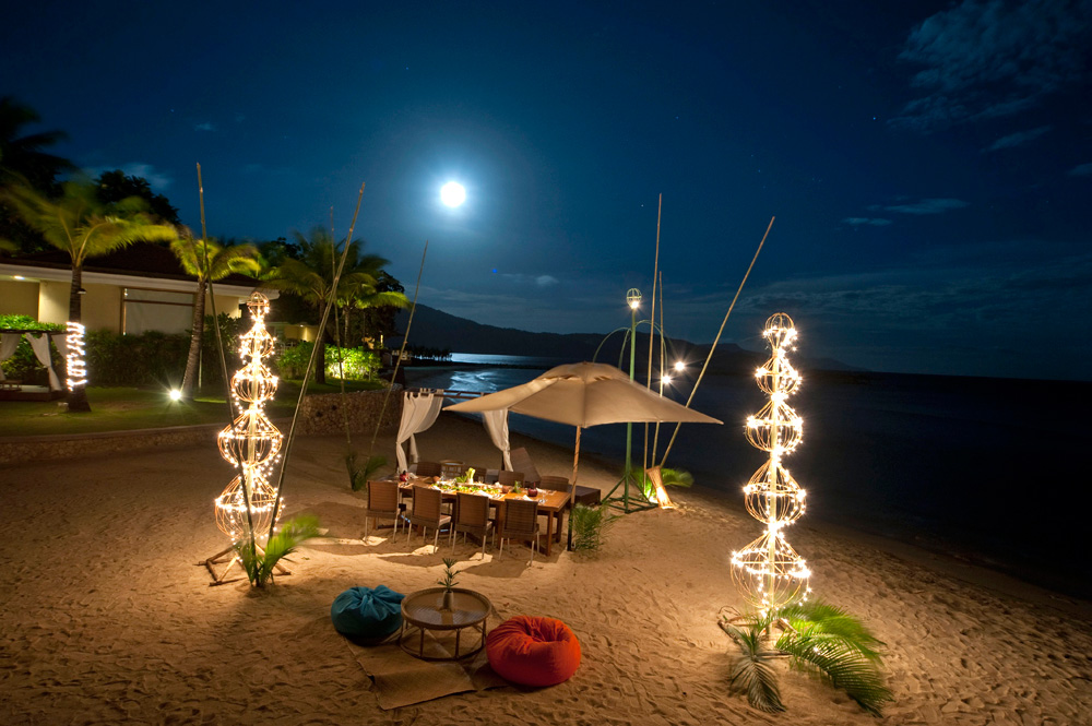 Misibis Bay - Full Moon Beach Dinner