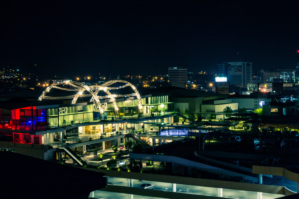 Davao City at Night by Jeff Pioquinto SJ/Creative Commons