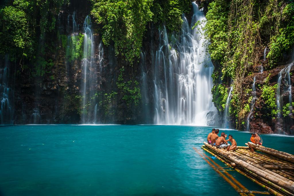 Tinago Falls, Cagayan De Oro by Jojo Nicdao/Creative Commons