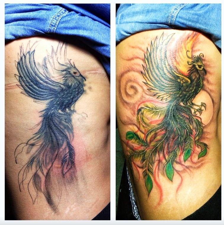Tattoo Reconstruction by Myke Sambajon
