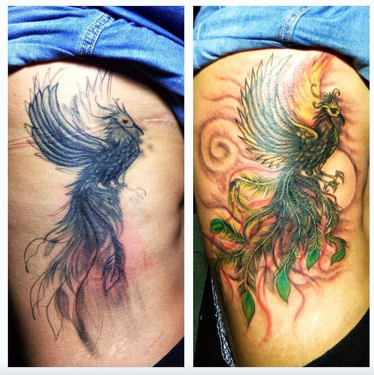 Tattoo Reconstruction by Myke Sambajon