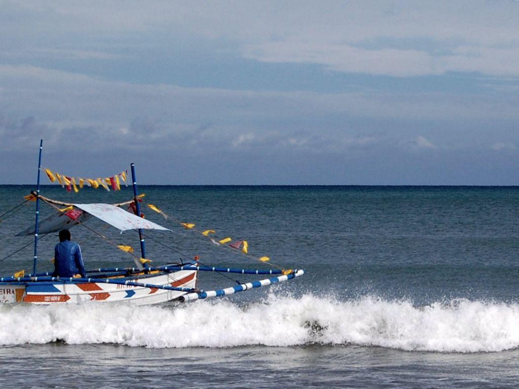 San Fabian Beach, Pangasinan/Creative Commons by Shubert Ciencia