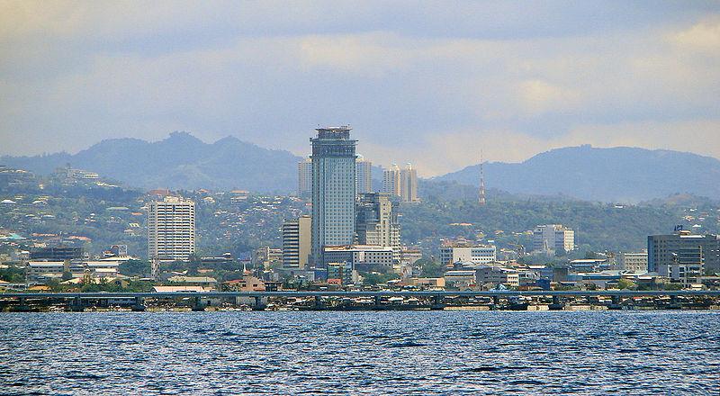 Coastline of Cebu City by eutrophication&hypoxia/Creative Commons