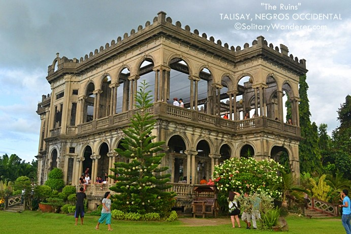 Talisay Ruins Bacolod City by Aleah Phils/Creative Commons