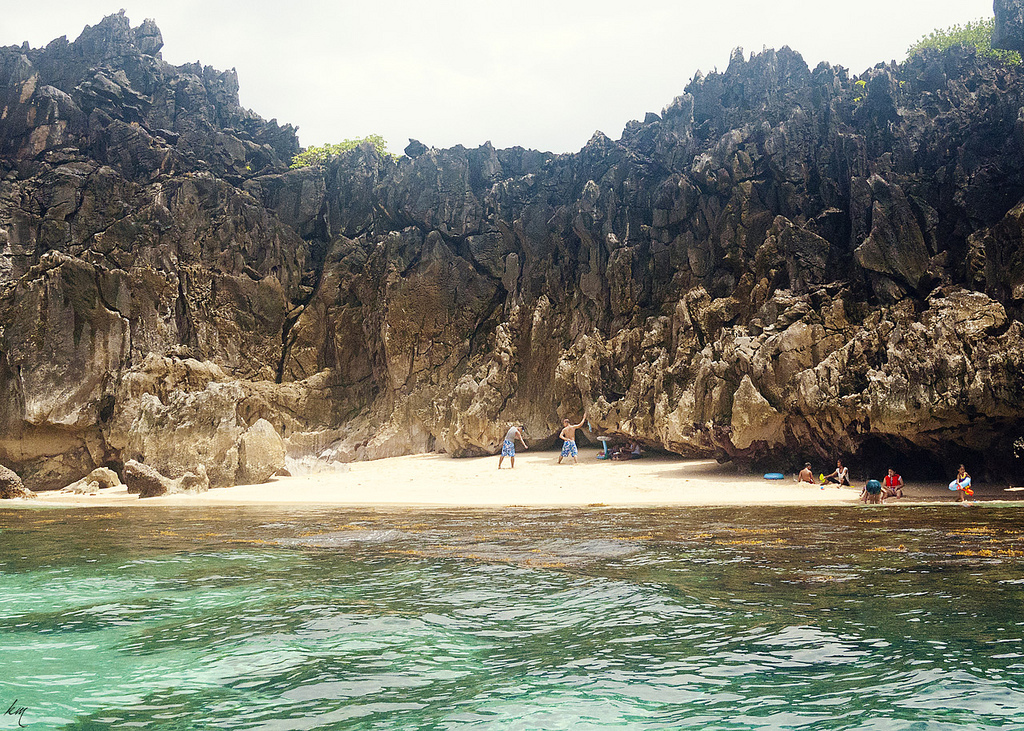 Caramoan, Camarines Sur by Karl Marx/Creative Commons