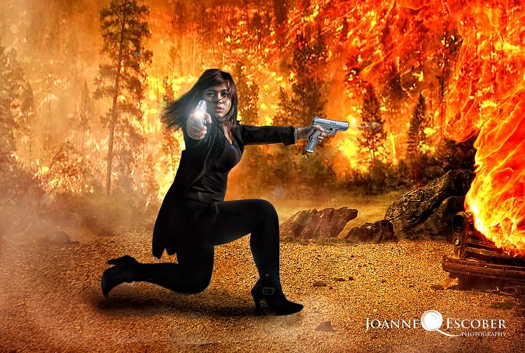Resident Evil Inspired Joanne