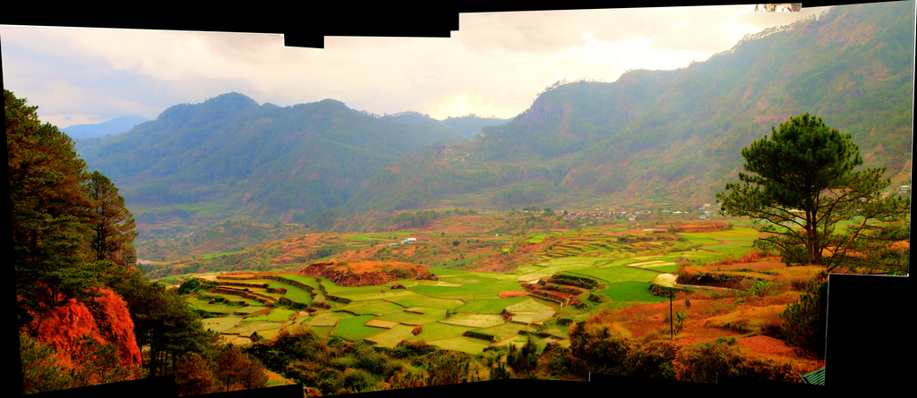 Sagada Rice Terraces by Doods Dumaguing/Creative Commons