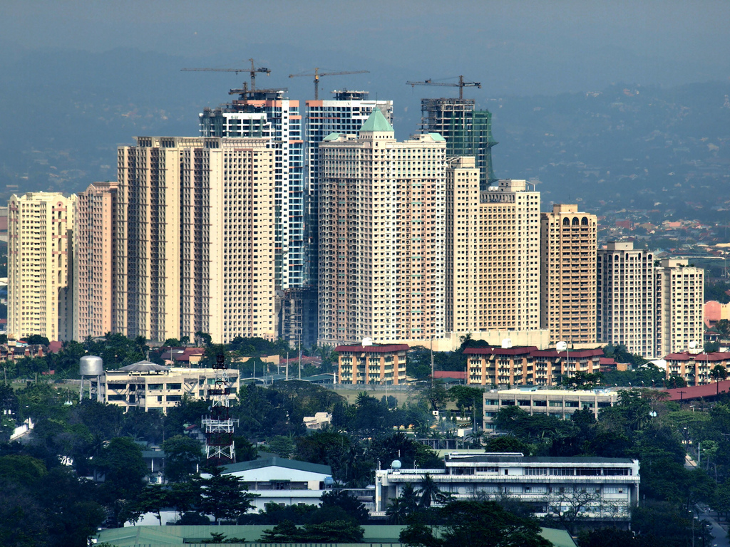 Eastwood City by Jun Acullador/Creative Commons