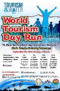 World Tourism Day Run