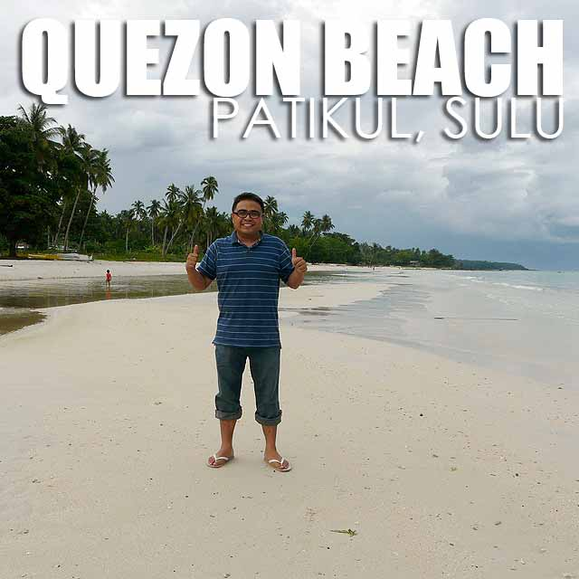 Quezon Beach Photo by: missosology.info/Creative Commons