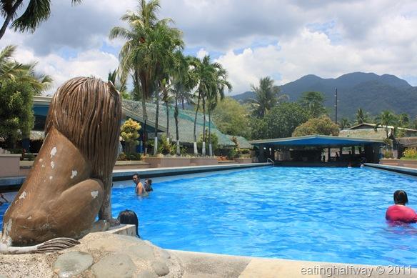 Agua Caliente Resort in Pansol, Laguna Photo by: www.eatinghalfway.com