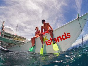 Island Hopping in the Islands of Mactan, Cebu