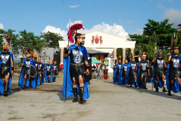 Moriones Festival Photo by: yesmarinduque.com/Creative Commons